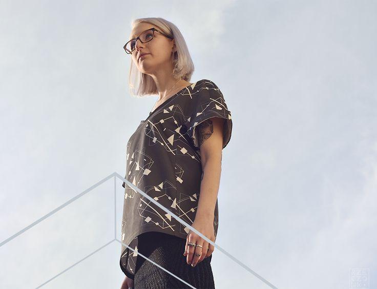 rzeczowki.com  My pattern design.  #patterndesign #sewing