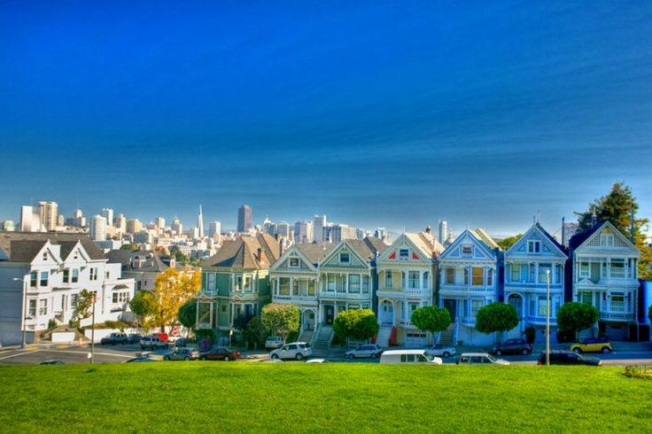 Шесть Сестер Сан-Франциско