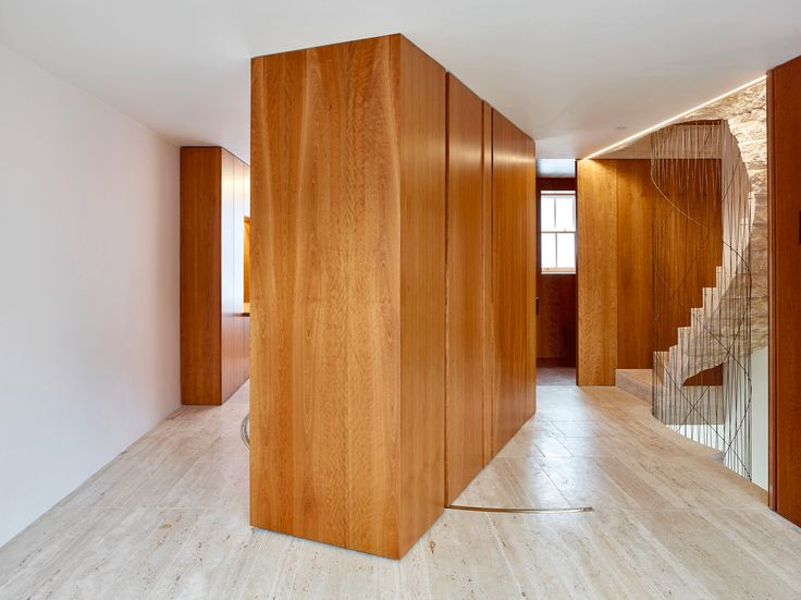 Caroline Place by Amin Taha Architects + GROUPWORK | Yellowtrace