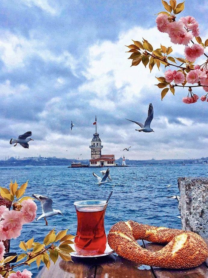 Turkish Tea In Istanbul Turkey Istanbul Turkey Photography Istanbul Photography Turkey Places