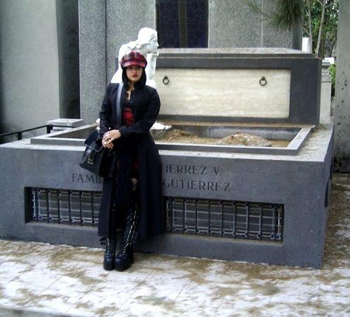 Cementerio general, Santiago de Chile