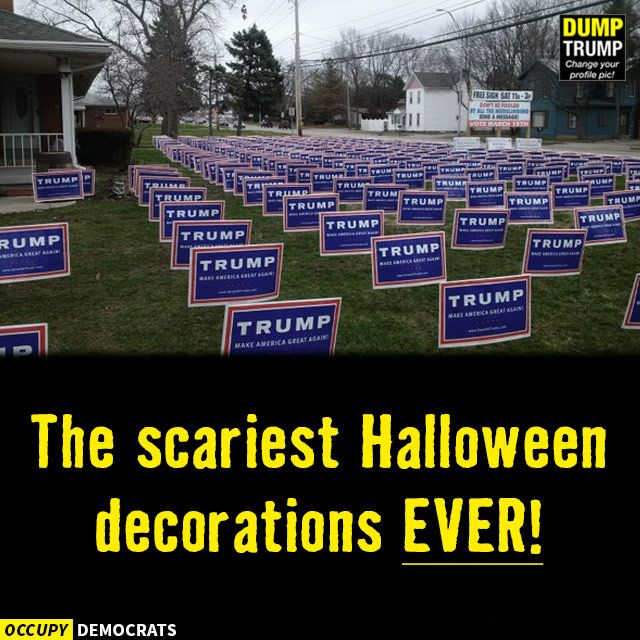 frightfully funny halloween memes and cartoons scariest halloween decorations ever - Funny Halloween Decorations