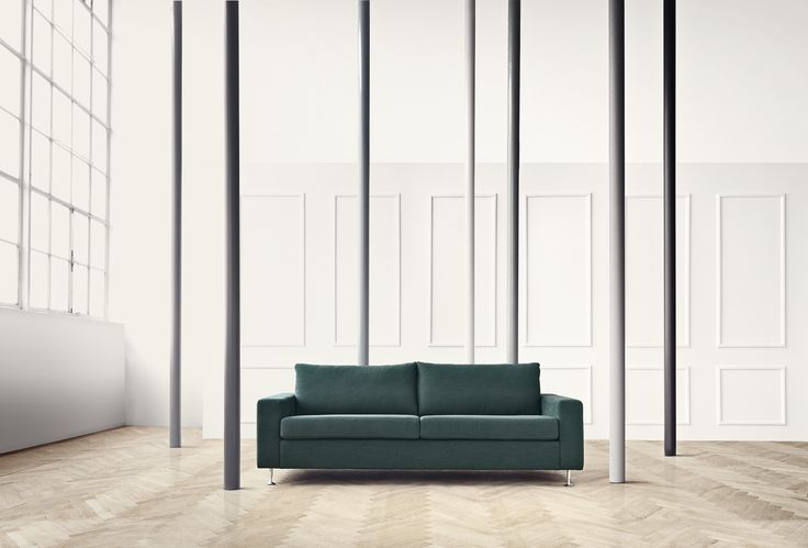 Keep it simple! The Milano sofa.