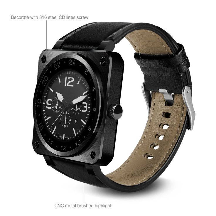 Smart Watch IPS Runden Bildschirm Unterstützung Pulsmesser Bluetooth smartWatch Für apple huawei IOS Android PK DM88 D6 KW88 K88H //Price: $US $31.50 & FREE Shipping //     #clknetwork