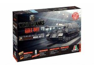 World of Tanks FERDINAND scala 1:35