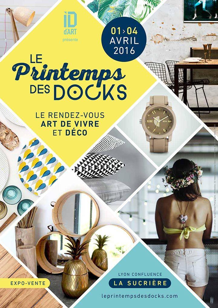 Retrouvez BrasiYou sur le salon à Lyon  Infos pratiques - Le Printemps des Docks