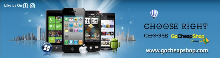 Get help to buy mobile  As various verities and brands of #mobile #phones are available in the market. Due to this, at a time to buys the latest piece of mobile phone you feel confused. Which one is a better option for you among all the available mobile phones? Visit  #GoCheapShop, it's one of the best-classified ad sites which will be more helpful for you to buy a latest mobile phone as here we mentioned all the relevant description of every piece.
