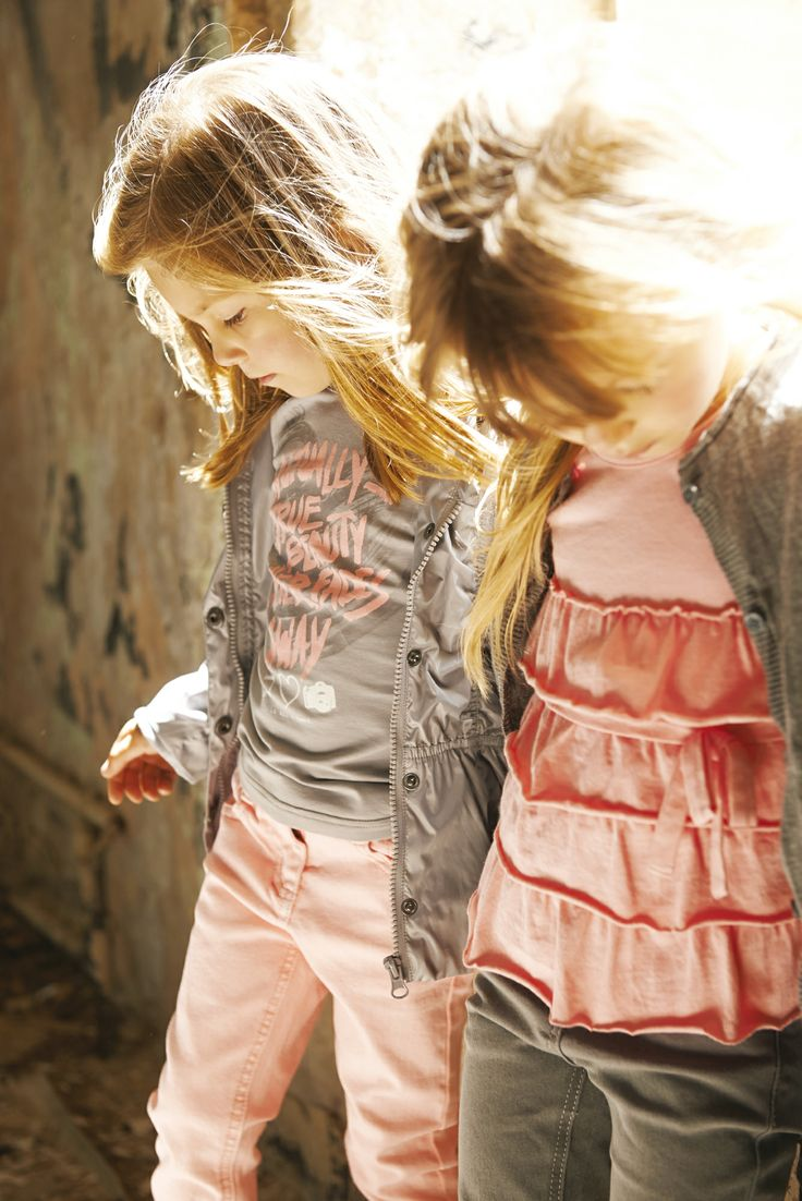 3POMMES SS14  http://www.offemily.com/ Fashion kids