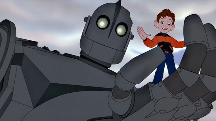 The Iron Giant (1999) by Brad Bird (B)