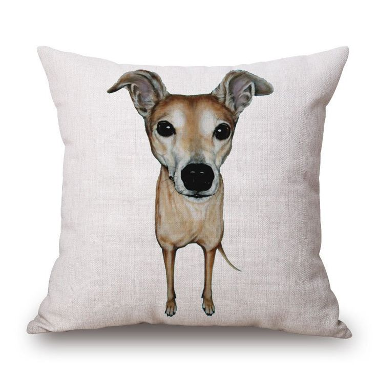 Cushion Cover - Italian Greyhound – The General Pet Store