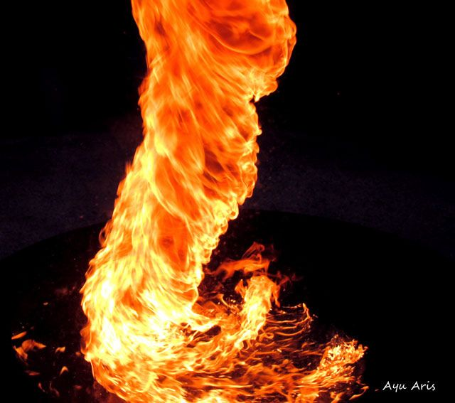 Fire Tornado | Fire Tornado | Flickr - Photo Sharing!