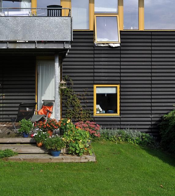 birkerød søhuse, birkerød, copenhagen, denmark 1994-1995.  architects: tegnestuen vandkunsten.