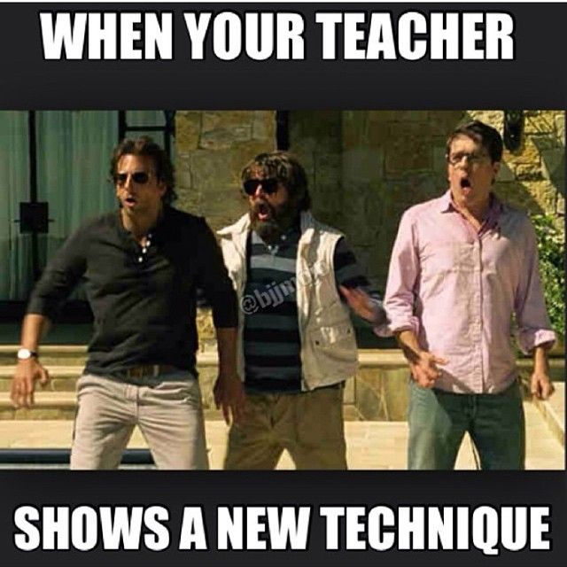 bjjmojo's photo on Instagram martial arts humor