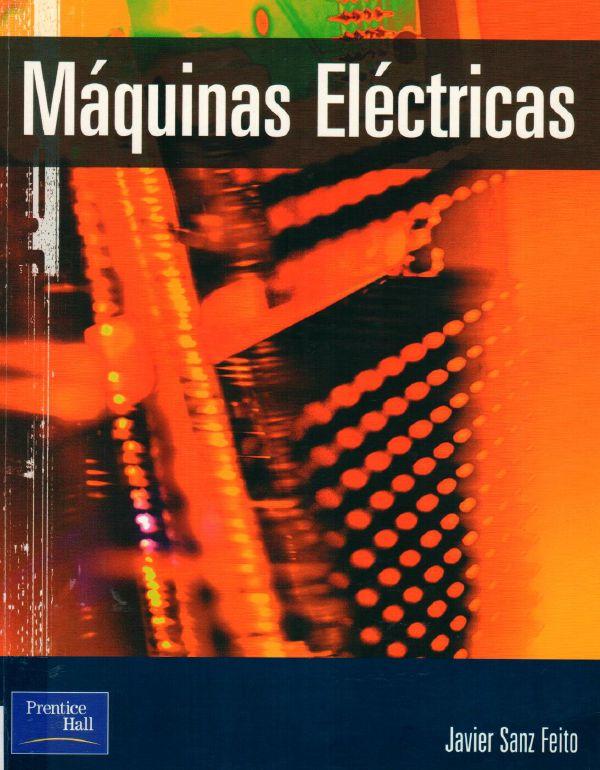 Máquinas eléctricas / Sanz Feito, Javier