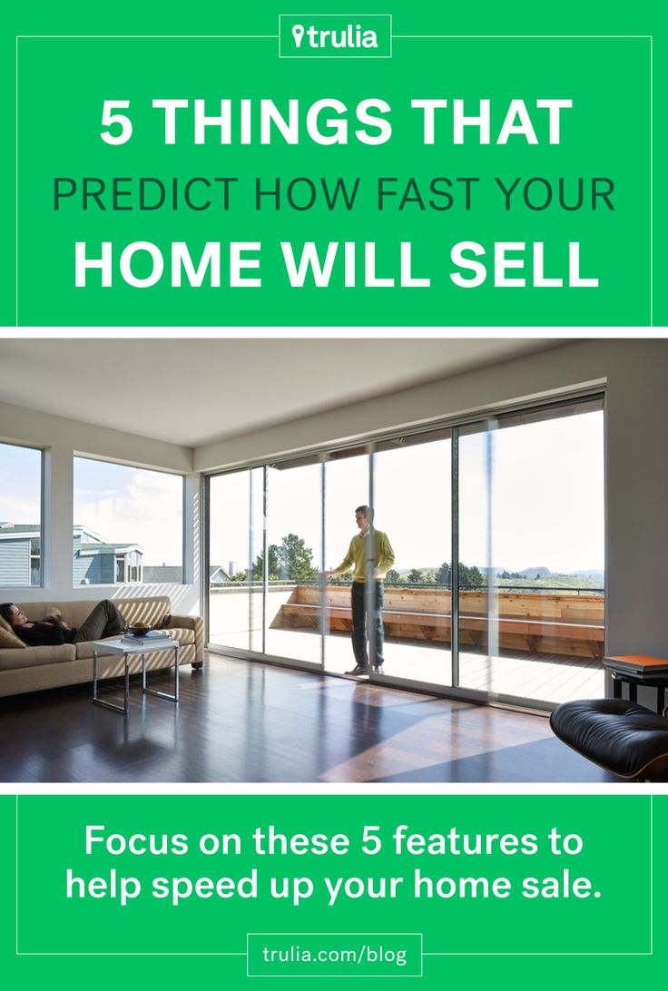 5 features that will help sell your home fast real estate 101 trulia blog to be home and - How to sell a house quicker five tricks that help ...