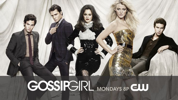 One of my favorites FASHION serias! Love, sex, alcohol, drogs, fashion, intrigues, lies, scams, friendship, all that in 6 seasons! MUST WATCH   #gossipgirl #love #fashion #chuck