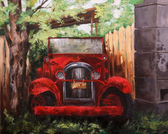 Pictura in ulei pe panza, Natura statica, Dodge vol. 12, 100x90 cm. Picturi in ulei, naturi statice, tablouri in galeria de arta Radu Ionescu #oil #painting