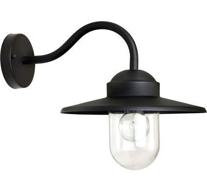 Dolce Wandlamp Zwart - 1
