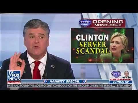 Sean Hannity 1/12/18 - Hannity Fox News Today January 12, 2018