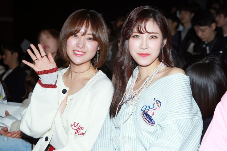 Secret Jieun & Hyosung