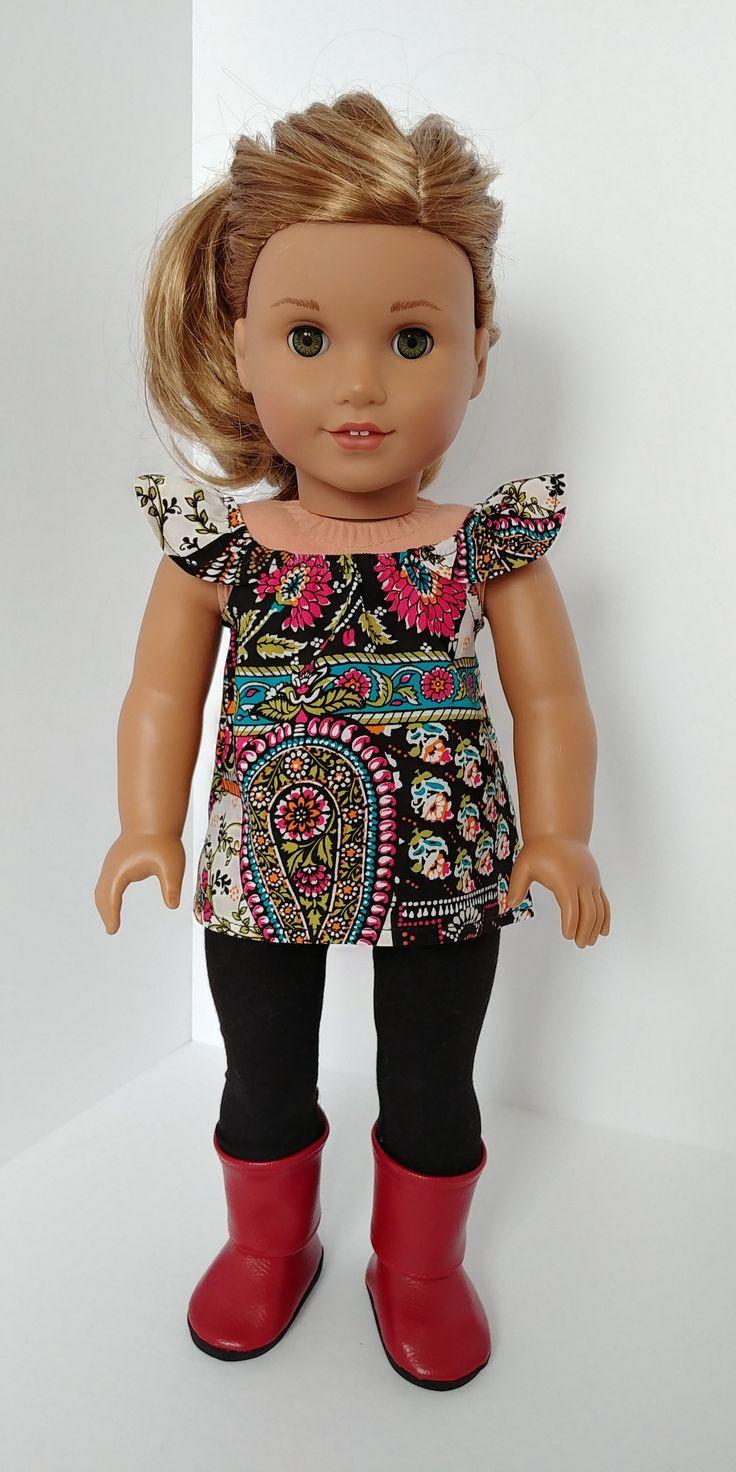 122 besten american girl doll leggings sl top Bilder auf Pinterest ...