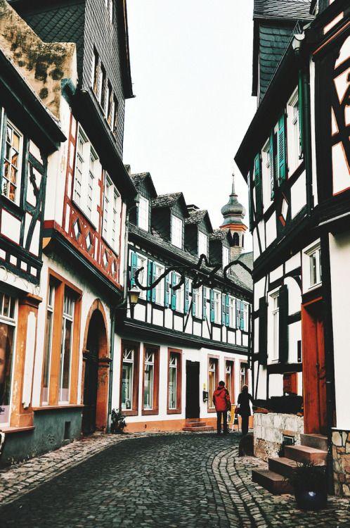 Eltville am Rhein, Hesse, Germany