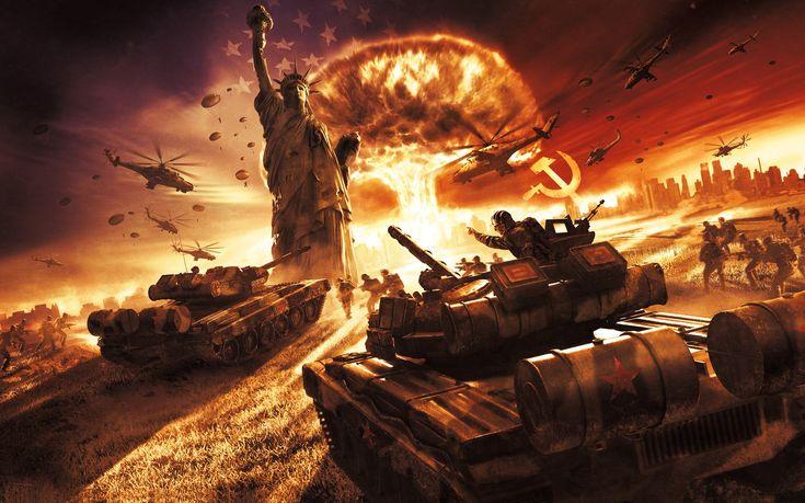 Terceira Guerra Mundial está chegando?Tudo que você precisa saber sobre esse assunto.