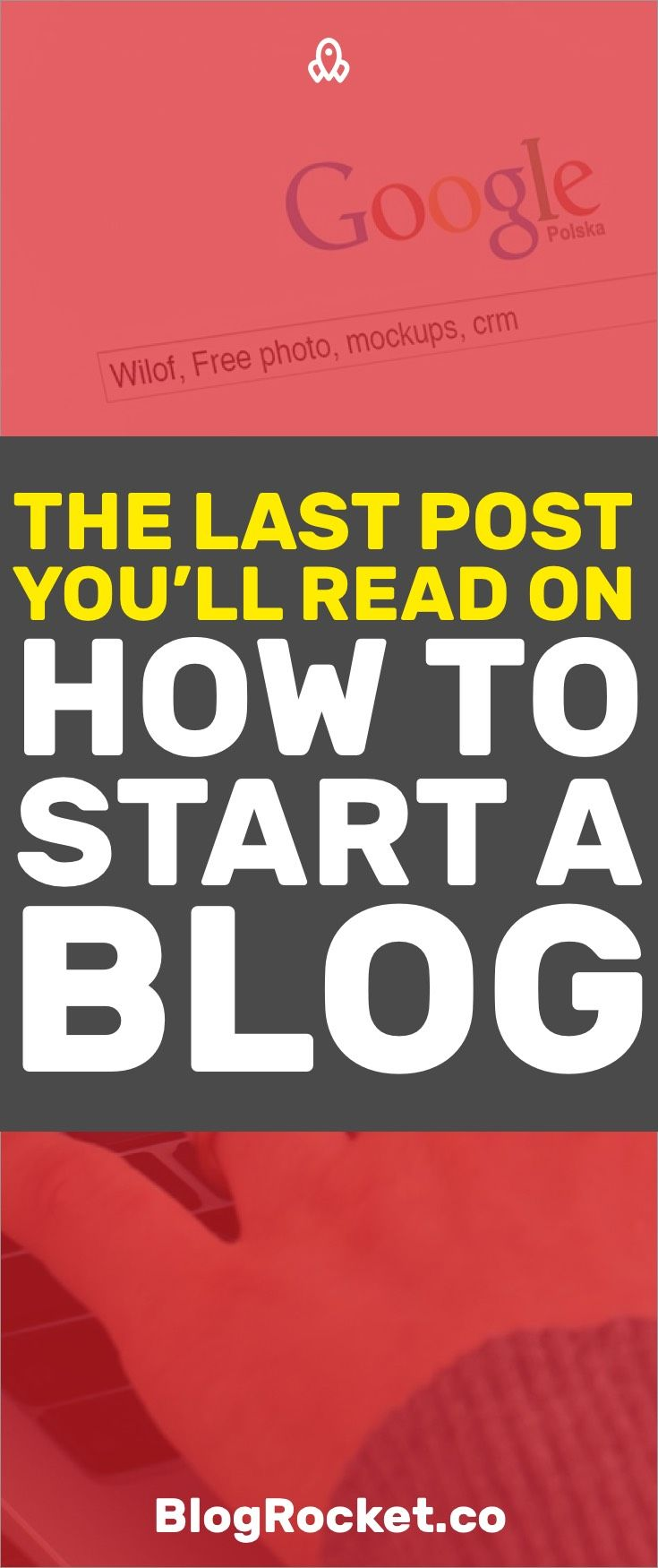 Want to start a blog so you can quit your job? Lucky you because this is the last post you'll ever need to read on how to start a blog. Perfect for beginners.