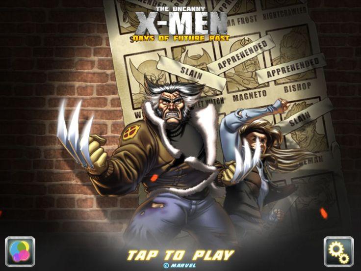Uncanny X-Men: Days of Future Past. Релиз для Android | Скачать игры и программы для Android и iOS бесплатно