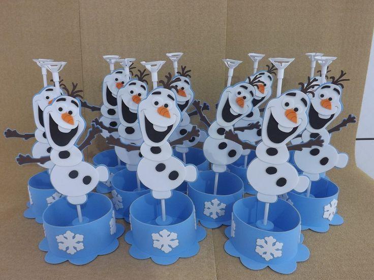 Tip para decorar una fiesta de cumpleaños Frozen. #party #Frozen