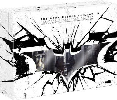 The Dark Knight Trilogy - Ultimate Collector's Edition Limited Edition Blu-ray Region Free: Amazon.co.uk: Christian Bale, Michael Caine, Lia...