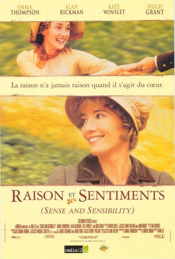Affiche du film Raison et Sentiments