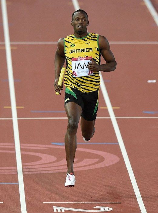 Usain Bolt: His workout routine and daily diet