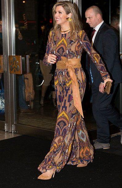 Queen Maxima attends opening Rotterdam International Film Festival