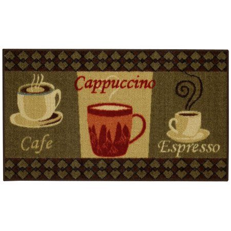 """Anti-Bacterial Rubber Back Home and KITCHEN RUGS Non-Skid/Slip 18""""x31"""" 
