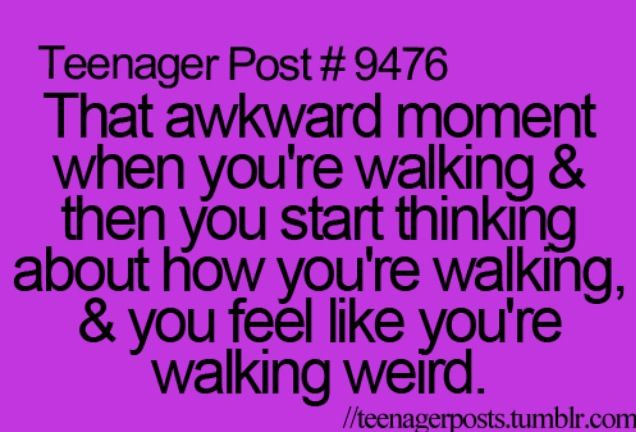 Hehe I so this all the time!
