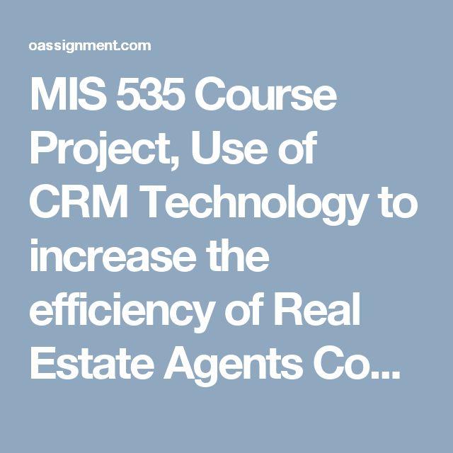 MIS 589 Coursework Week 1 – 8
