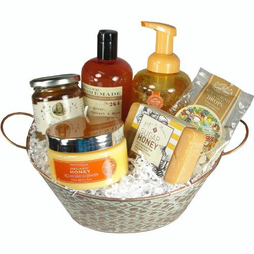 Make Yourself Gift Basket Ideas: Pin By Connie ~ On Gift Ideas/Baskets