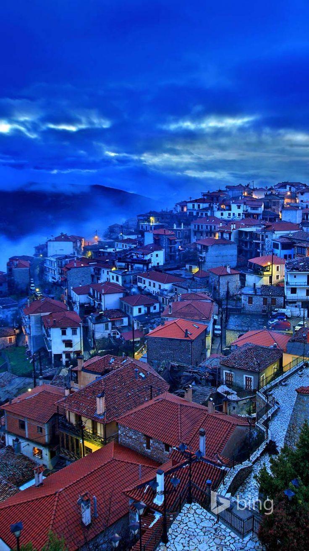 Arachova, Greece. - Selected by www.oiamansion.com Santorini