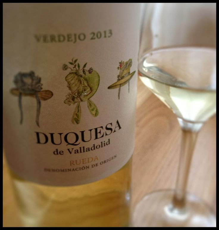 El Alma del Vino.: Bodegas Lan Duquesa de Valladolid Verdejo 2013.