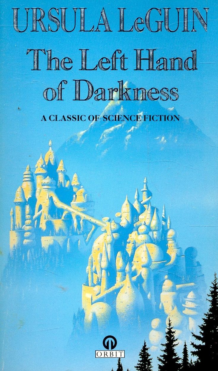 The Left Hand of Darkness PDF [Free Download]