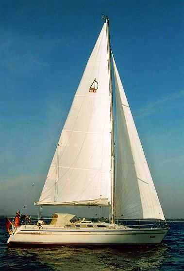 Dehler 36 CWS. Great boat.