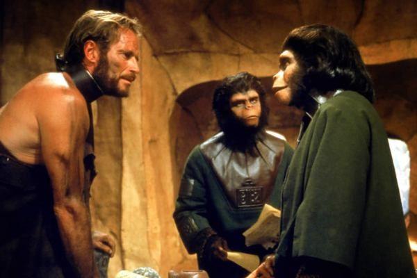 Crítica   O Planeta dos Macacos (1968)