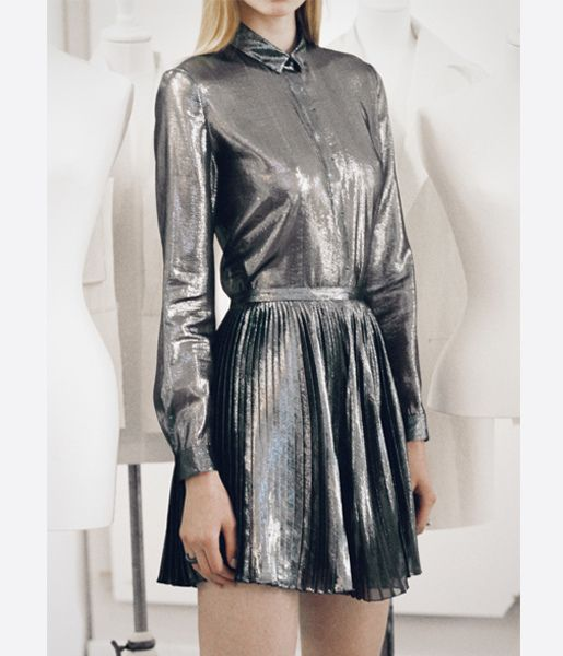 SHIMMERY SKIRT / THE FORAGER & GANG