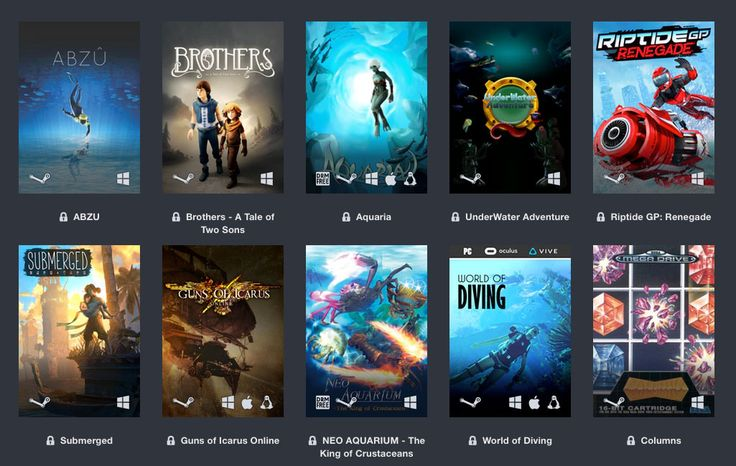 Ocean s Day Humble Bundle has Abzu and Brothers – A Tale of Two Sons, plus Columns for some… #VideoGames #brothers #bundle #columns #humble