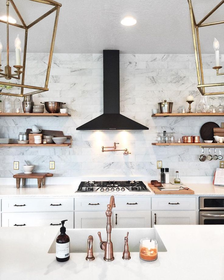The 25 best black white kitchens ideas on pinterest for Pale perfection paint