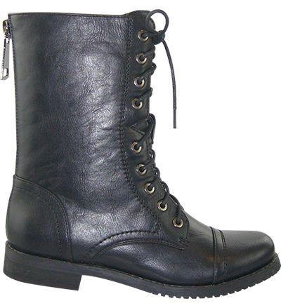 Tender Tootsies Now! Velma | things i like | Boots, Combat