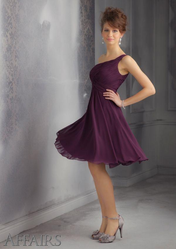 21 best Bridesmaids images on Pinterest   Mori lee dresses ...