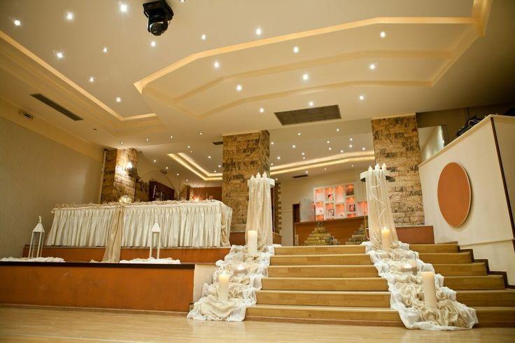 ΑΡΧΟΝΤΙΚΟ HALL στο www.GamosPortal.gr #deksiosi gamou #δεξίωση γάμου