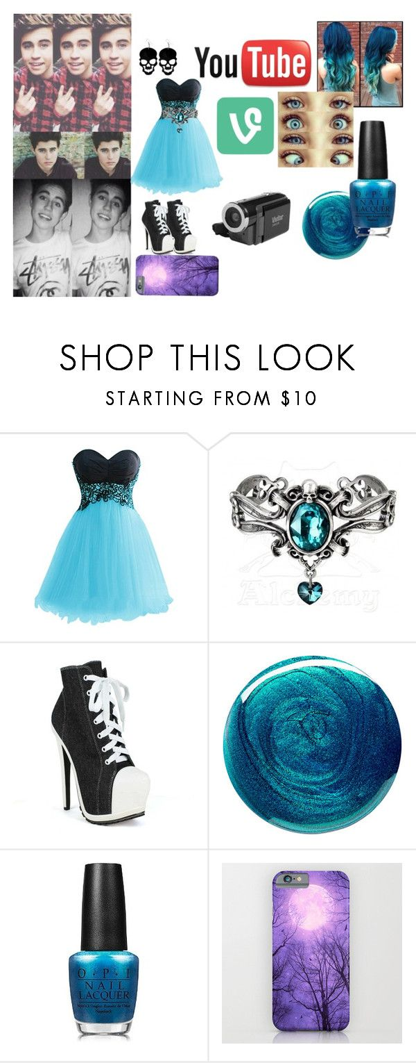 """date with nash"" by scarlet-snow ❤ liked on Polyvore featuring Fahrenheit, Ultimate, Jin Soon and Vivitar"